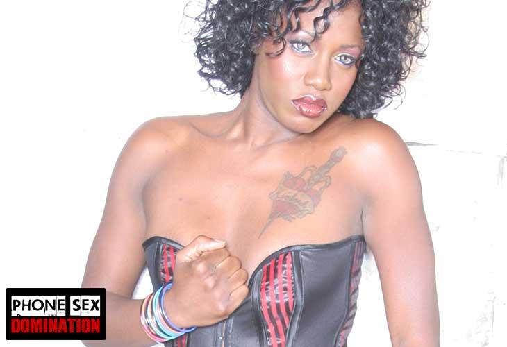 Fiery Black Mistresses Online